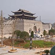 智慧旅游全景VR展示之黄平东城门