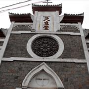 智慧旅游全景VR展示之黄平天主教堂